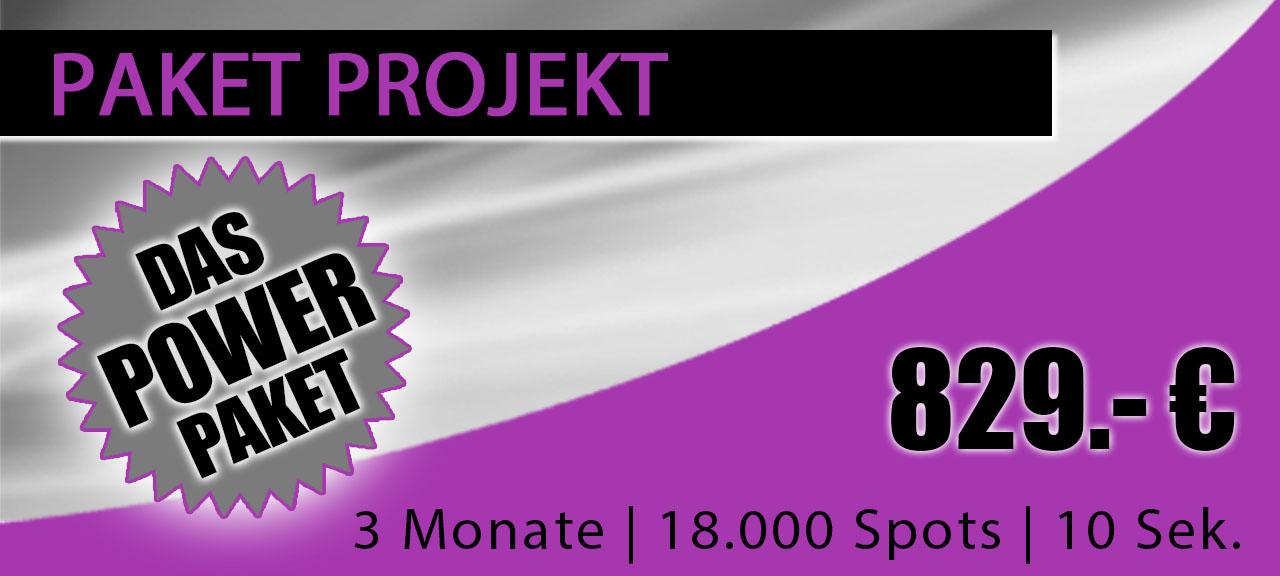 Paket Projekt